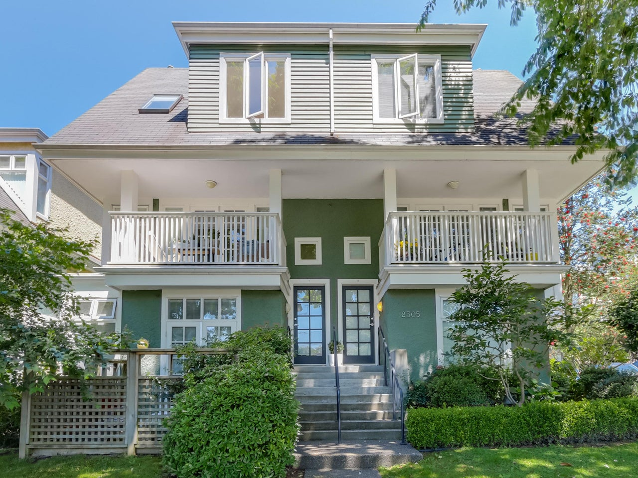 3- 2305 W 10th Avenue, Vancouver - Kitsilano Townhouse for sale, 2 Bedrooms (R2087284) #2
