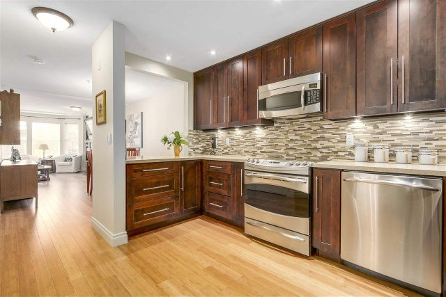 213 5723 BALSAM STREET - Kerrisdale Apartment/Condo for sale, 2 Bedrooms (R2195350) #1