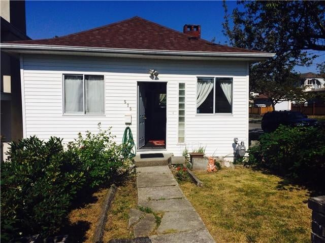 575 E 22nd Avenue, Vancouver - Fraser VE House/Single Family for sale, 4 Bedrooms (V1098801) #1