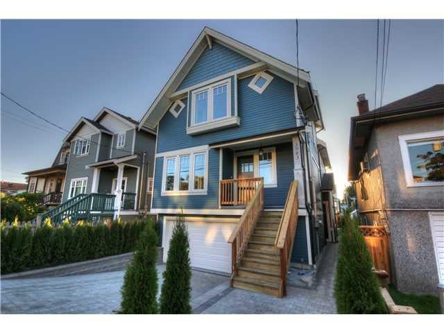 3983 Welwyn Street, Vancouver - Victoria VE Townhouse for sale, 3 Bedrooms (V1085175) #1