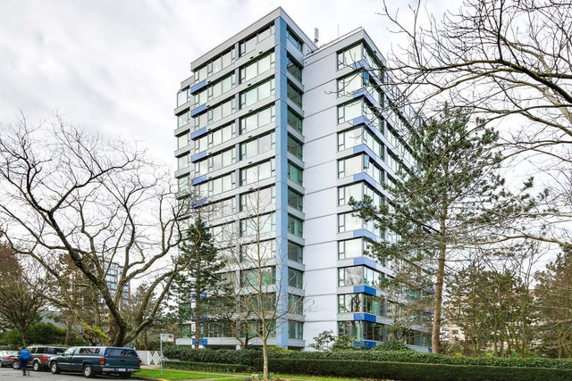 703- 5425 Yew Street, Vancouver - Kerrisdale Apartment/Condo for sale, 2 Bedrooms (V1105332) #2