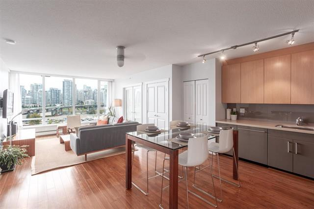 1002-1833 Crowe Street - False Creek Apartment/Condo for sale, 2 Bedrooms (R2309567) #7